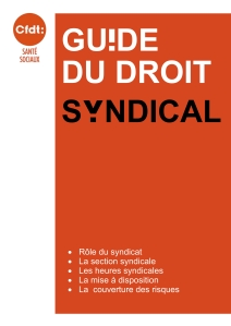 GUIDE DROIT SYNDICAL version du 13 janv 2014