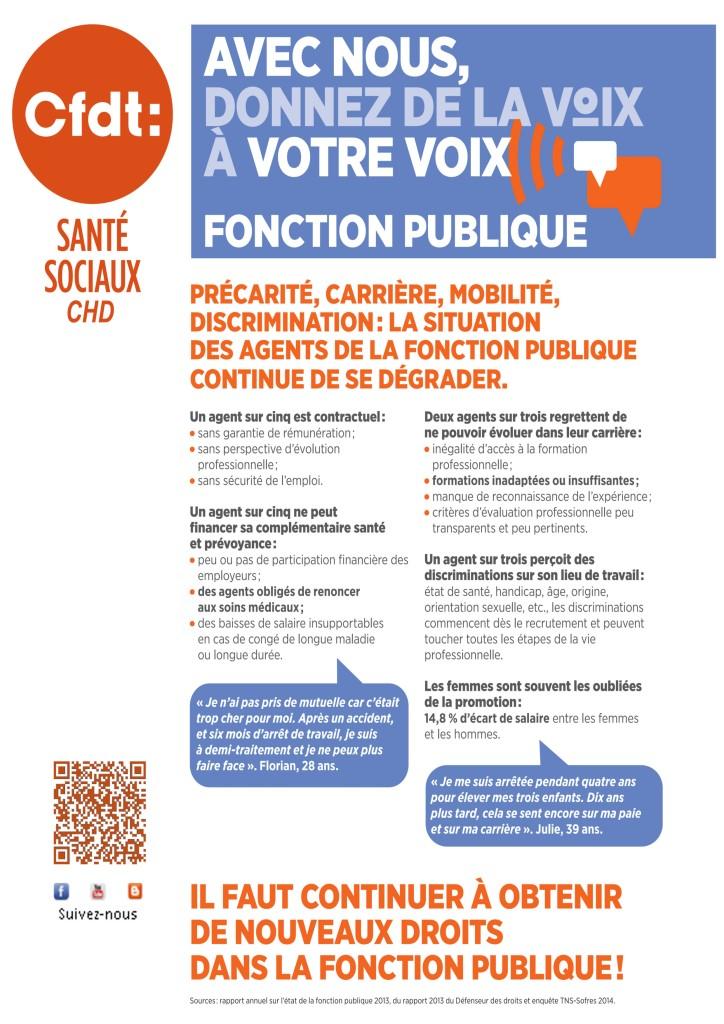 Tract N°1 chd précarite, carriere, mobilite, discrimination recto