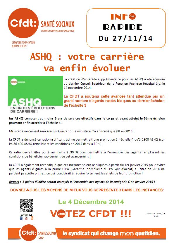 2014-19 ASHQ votre carière va enfin évoluer