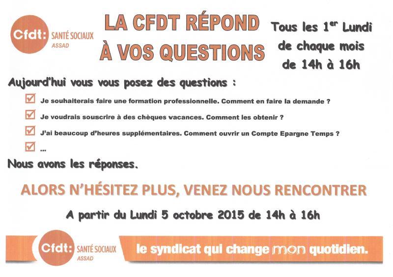 pour la permanence CFDT - ASSAD0002