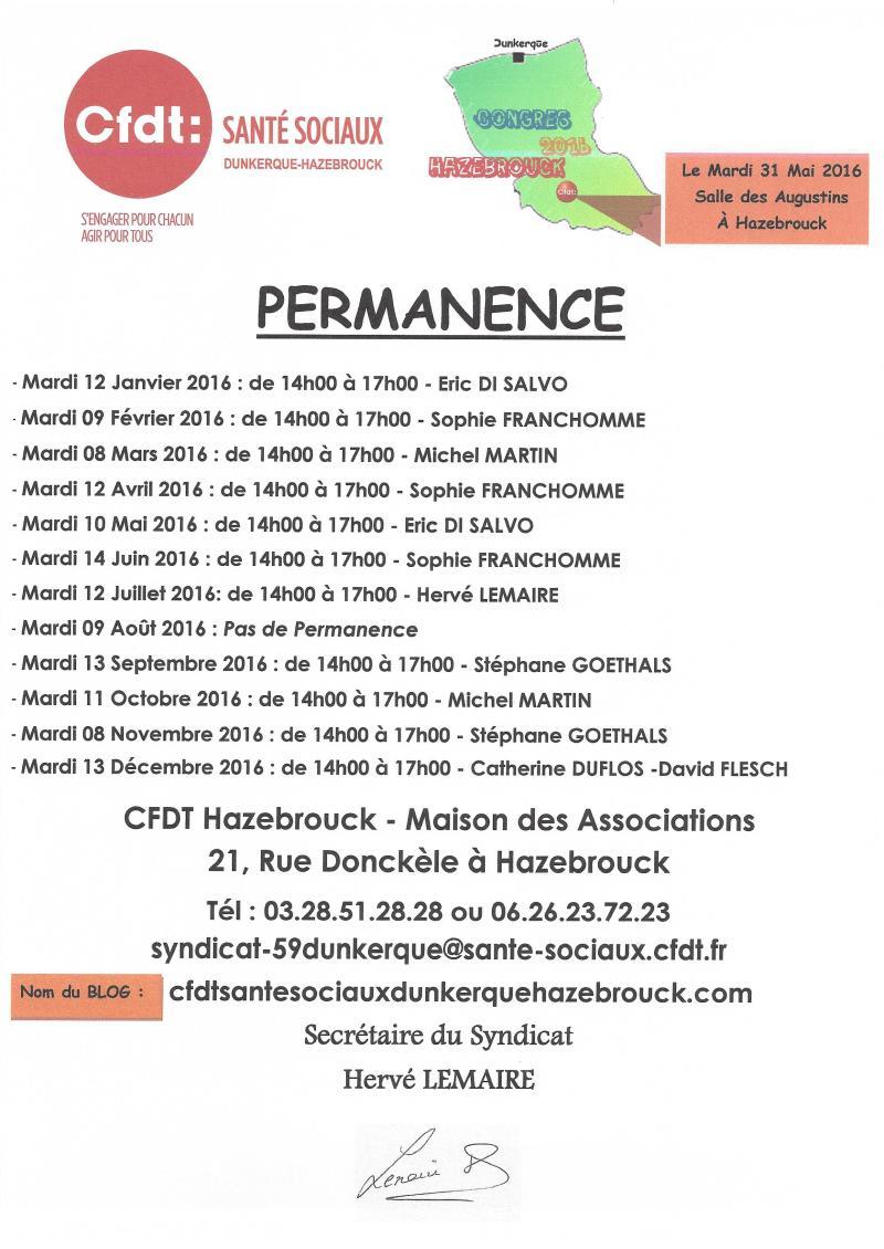 Affiche hazebrouck 2016