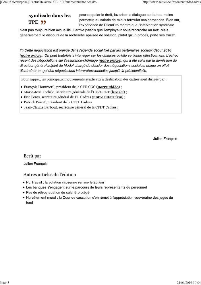 Comité d'entreprise actualité actuel CE Il faut reconnaître des droits et garanties propres aux cadres_Page_3